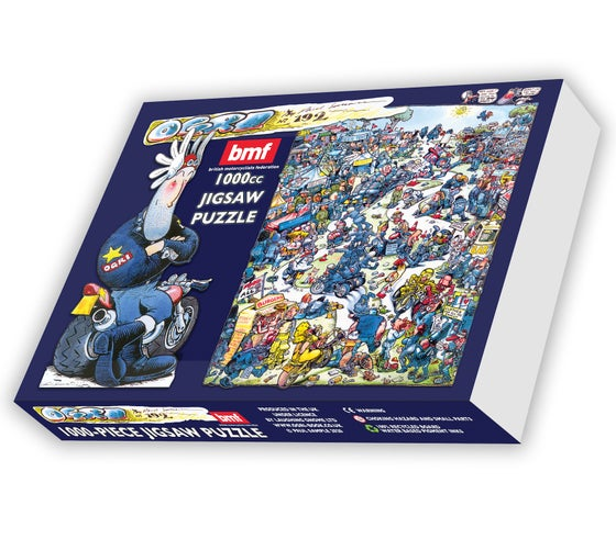 Image of BMF 1000cc 192 Jigsaw!