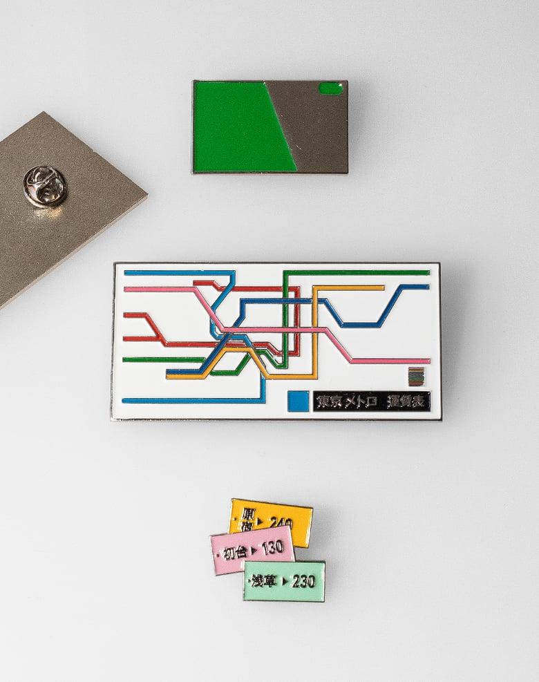Image of Tokyo Transit
