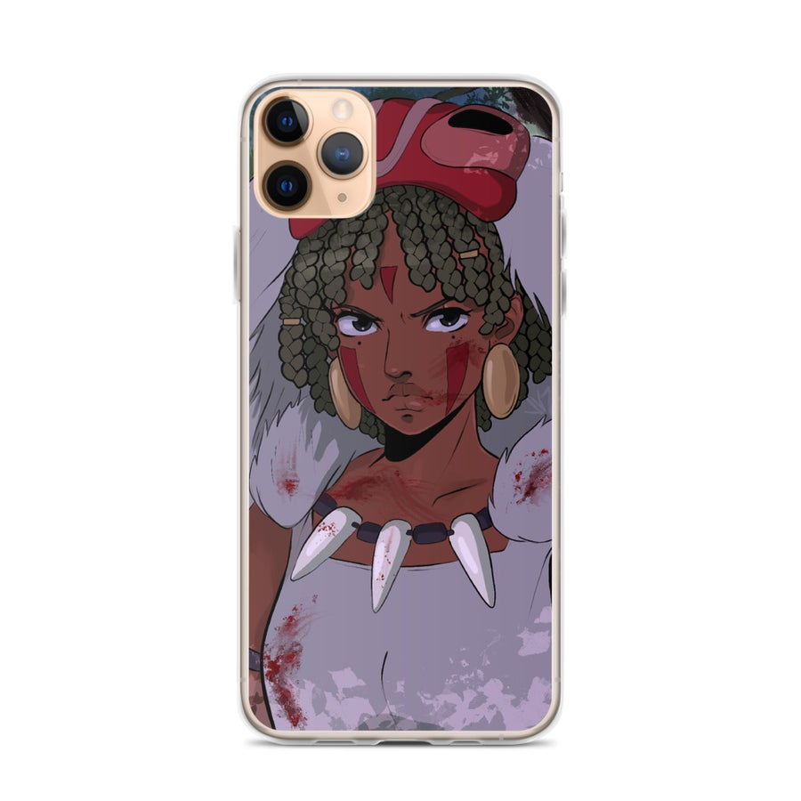 "Image of ""Mononoke"" Phone Case"