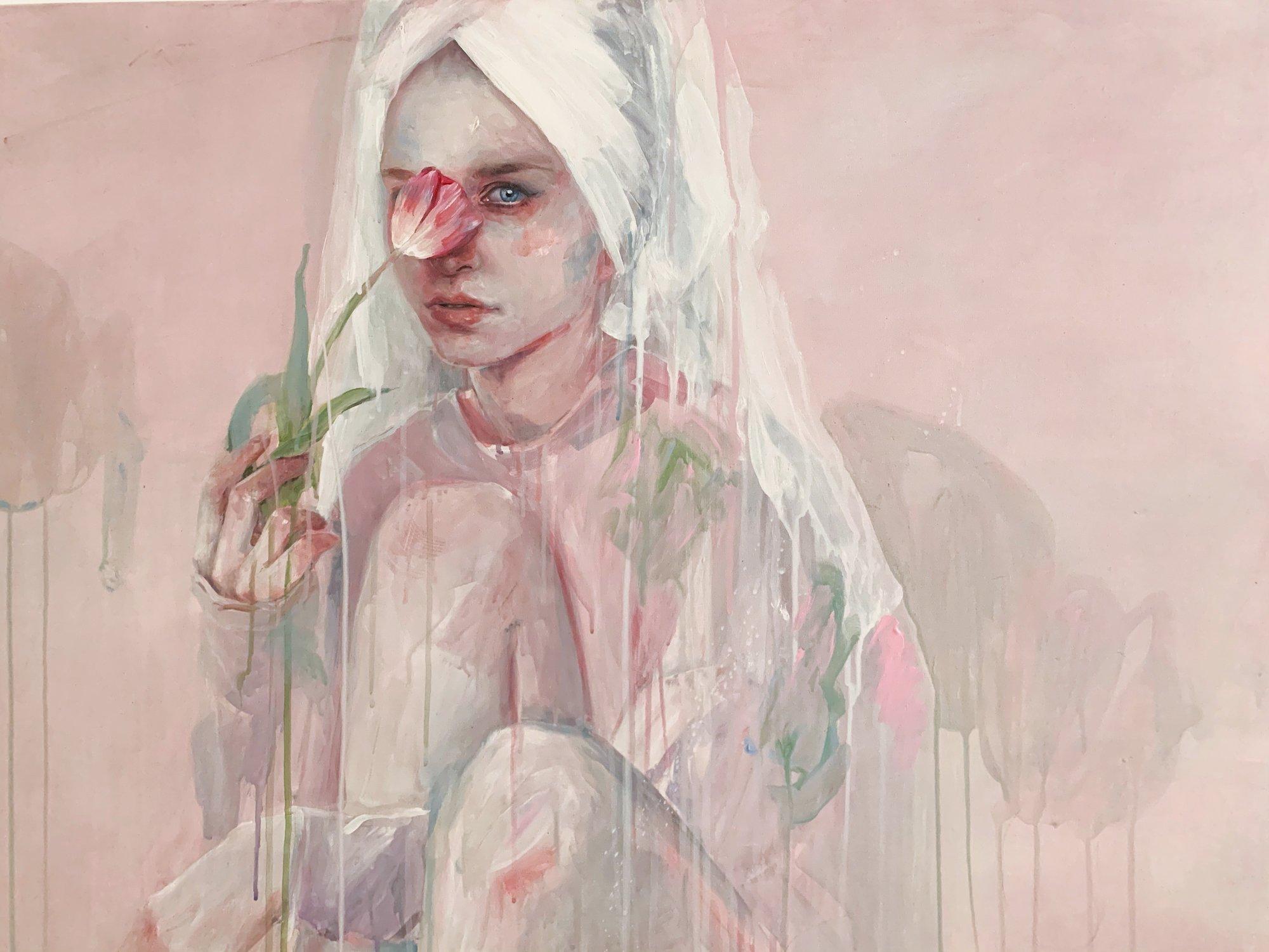 Agnes-Cecile tulip girl