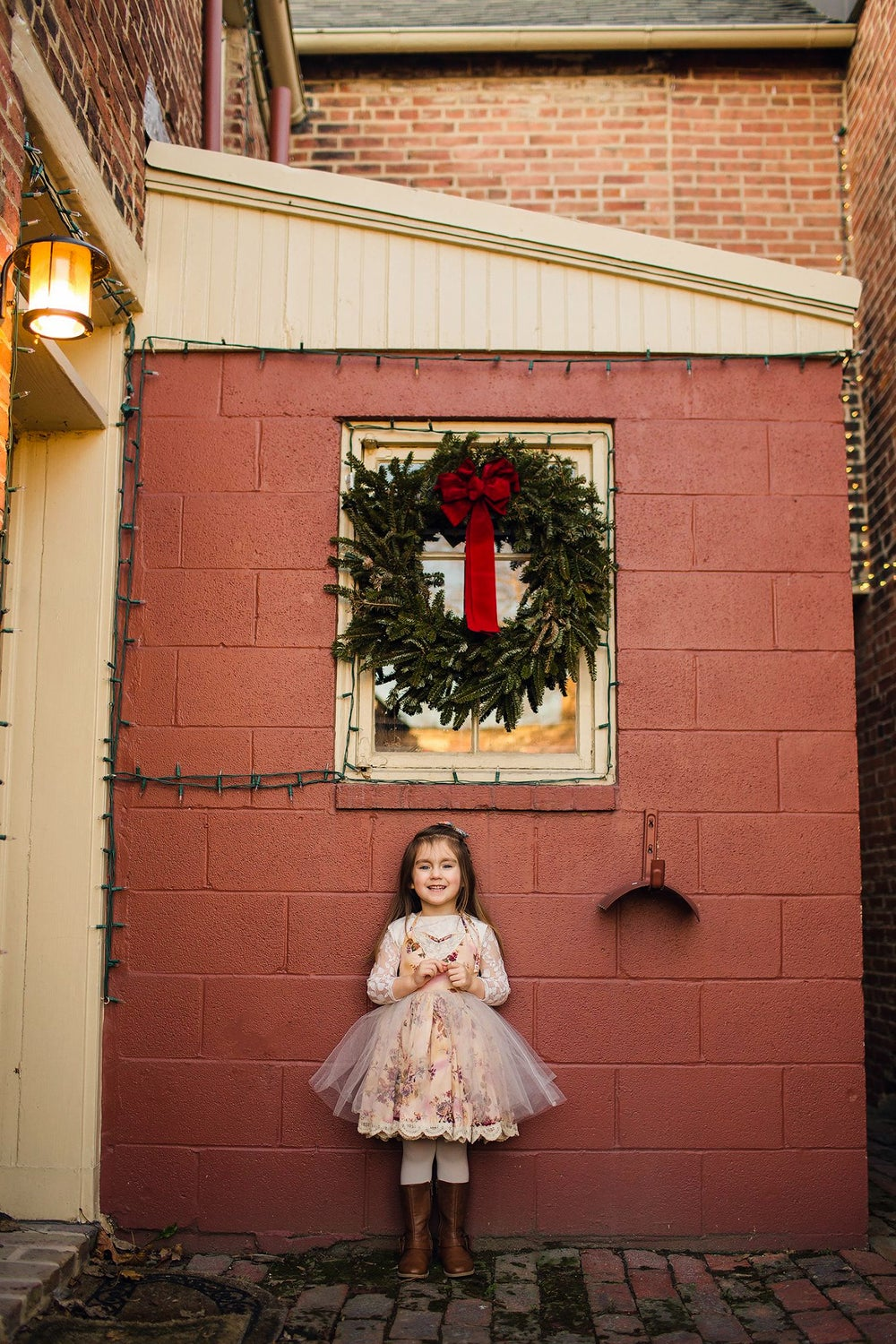 Image of {DEPOSIT} Downtown Cumberland Christmas Minis