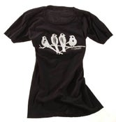 "Image of S/S ""Birds on a Branch"" Women's Tee"