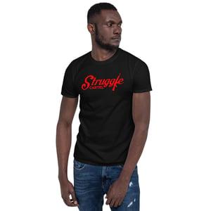 Struggle Cartel tee in black