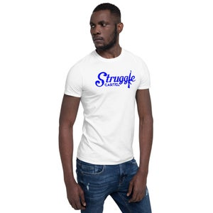 Struggle Cartel tee in white