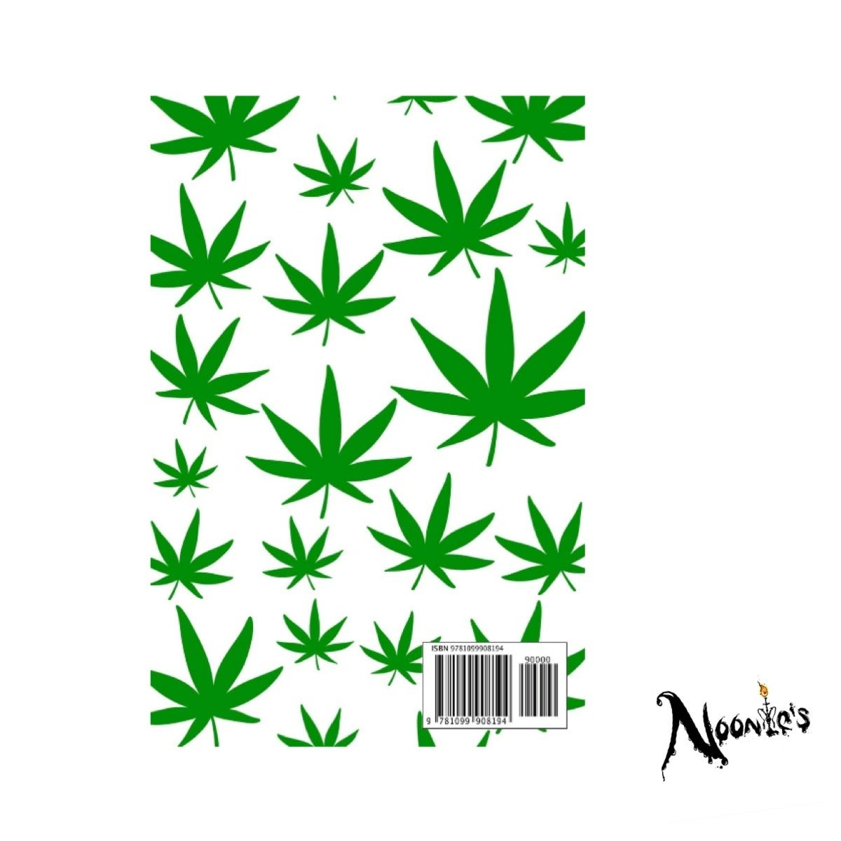 Image of The productive stoner notebook