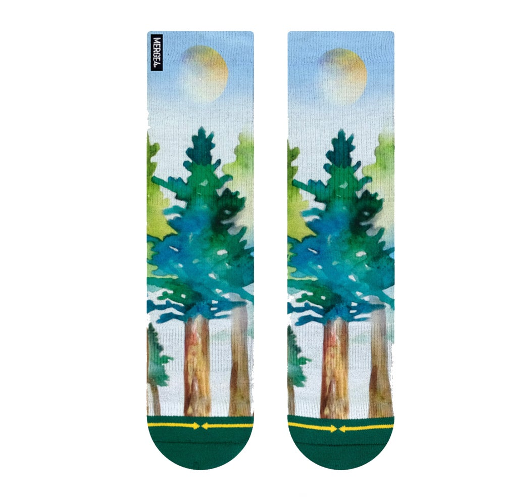 Image of Redwoods, Merge4Socks