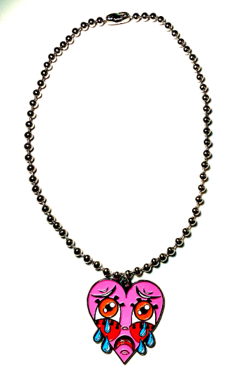Image of Crybaby Ball-Chain Necklace