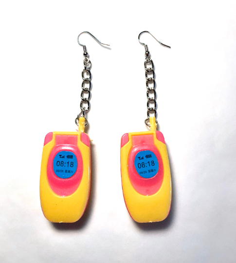 Image of Call Me Earrings