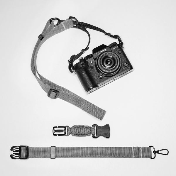Image of The minimalist adjustable shoulder strap w/ stability attachment