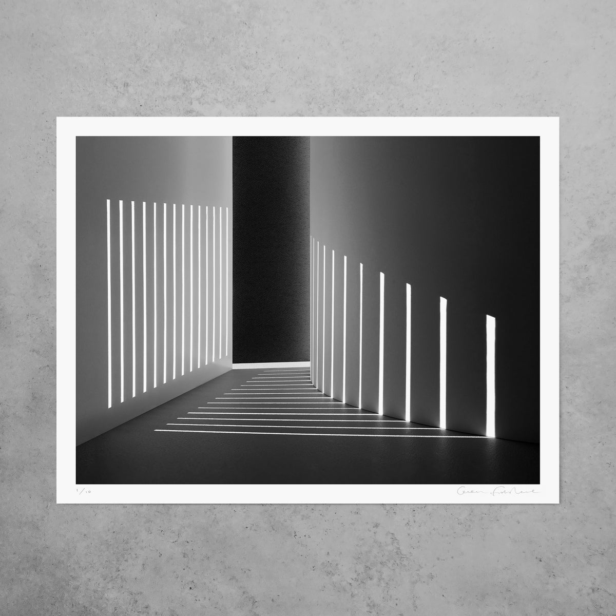 Image of Shadow Spaces - Limited Edition Giclée Print