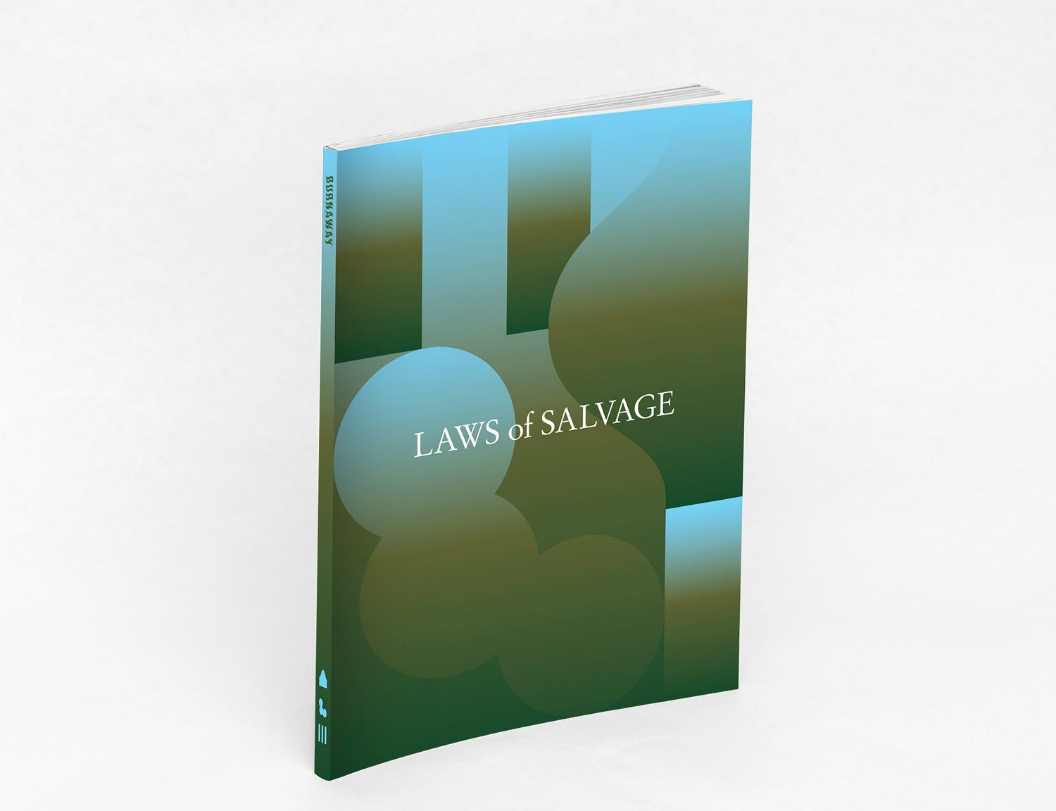 Image of Laws of Salvage: The 2020 Burnaway Reader