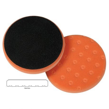 Image of Lake Country CCS Pad Orange Light Cutting 5.5″