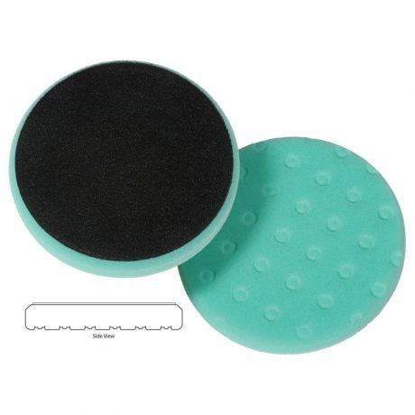 Image of Lake Country CCS Pad Green Polishing/Finishing 5.5″