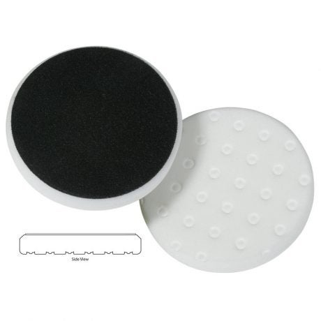 Image of Lake Country CCS Pad White Polishing 5.5″