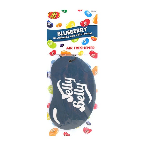 Image of Jelly Belly 2D Air Freshener - Blueberry