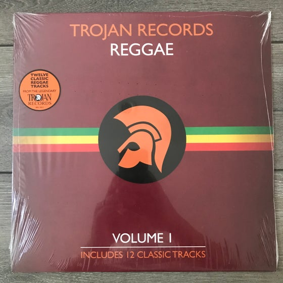 Image of Trojan Records - Vol 1 Reggae Vinyl LP