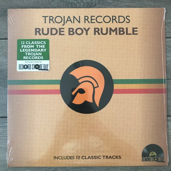 Image of Trojan Records - Vol 1 Rude Boy Rumble Vinyl LP