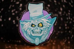 """Image of Hattie 4"""" Sticker"""