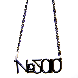 Image of BLK №2010 NECKLACE