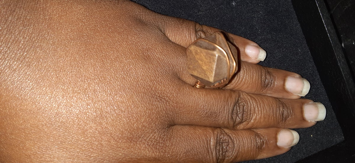 Image of Wood ring