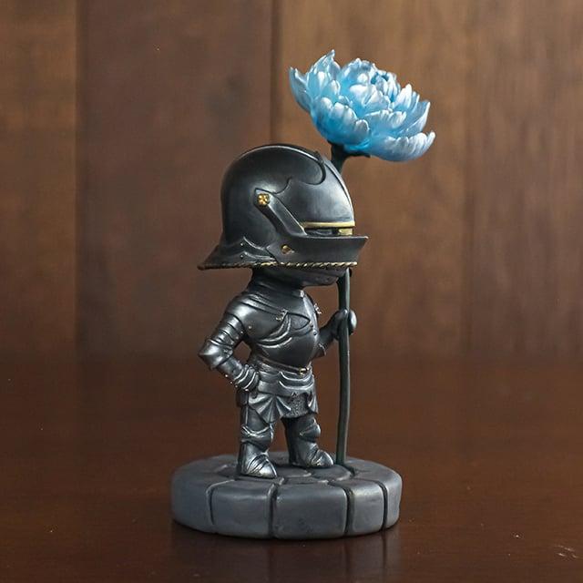 Image of Peony Knight (No music box) (Pre-order)