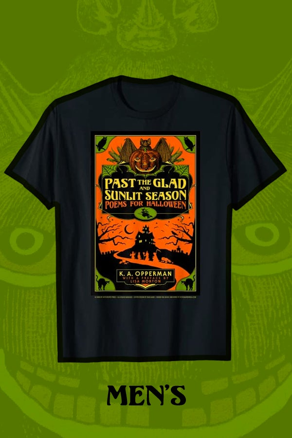 Image of Past the Glad and Sunlit Season - Official T-shirt