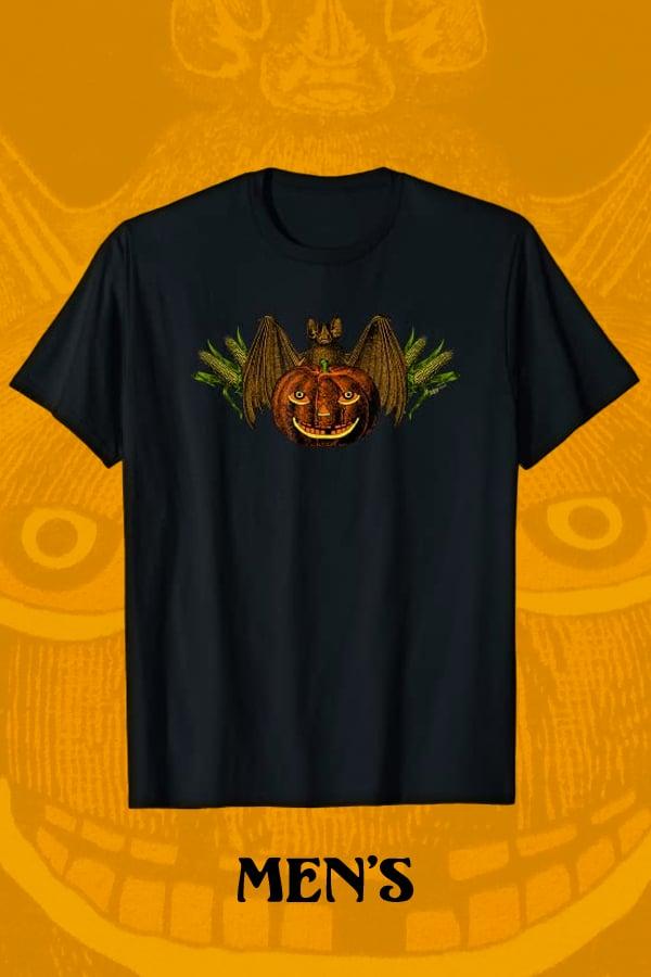 Image of Halloween Crest T-shirt