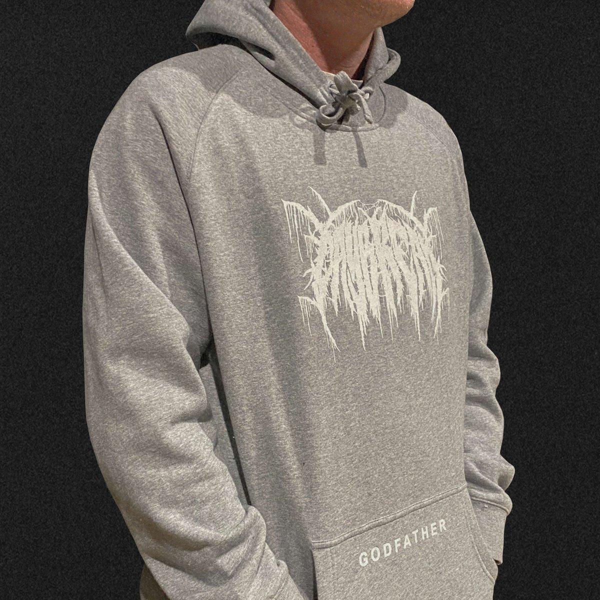 Image of Grey Slam Hoodie