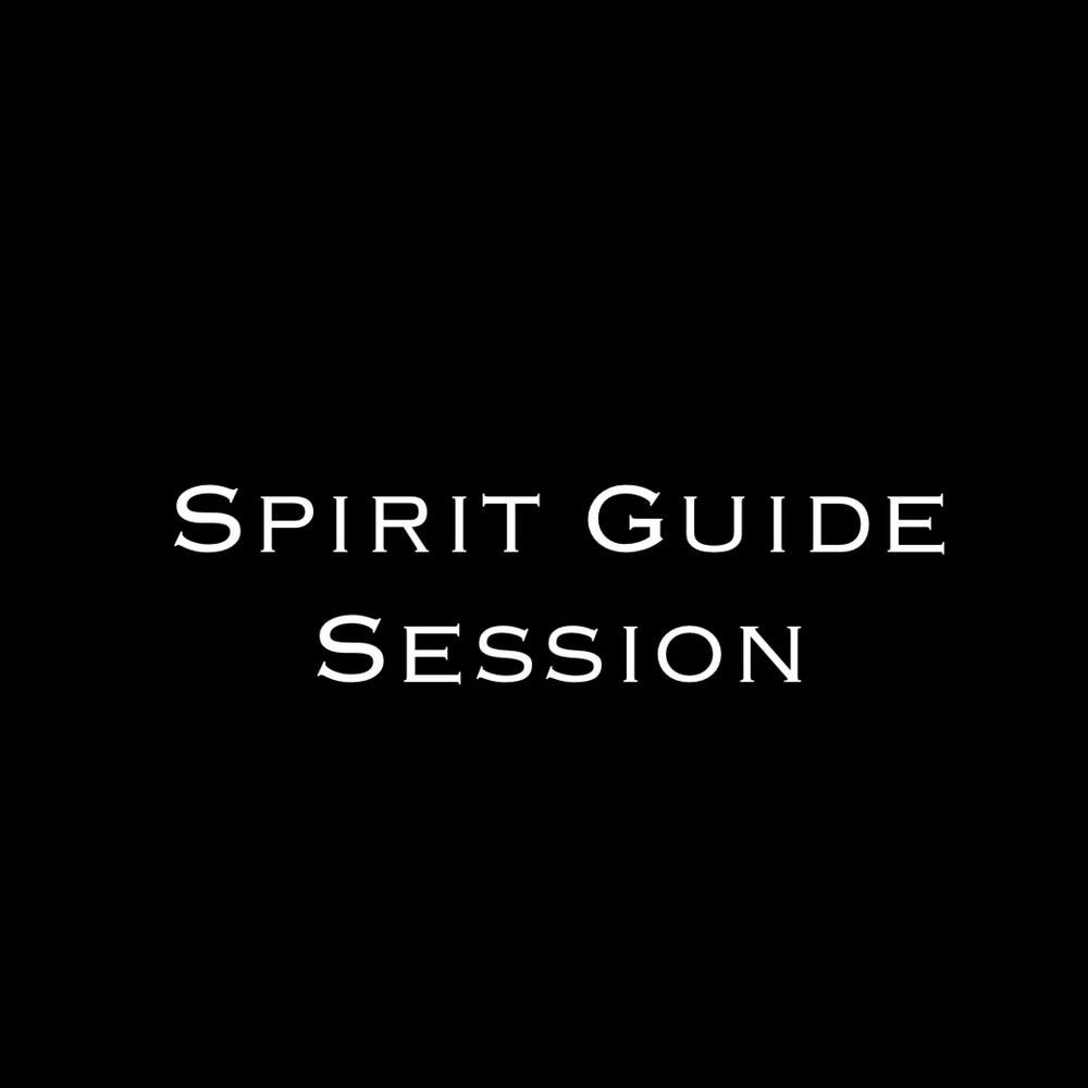 Image of Spirit Guide Session