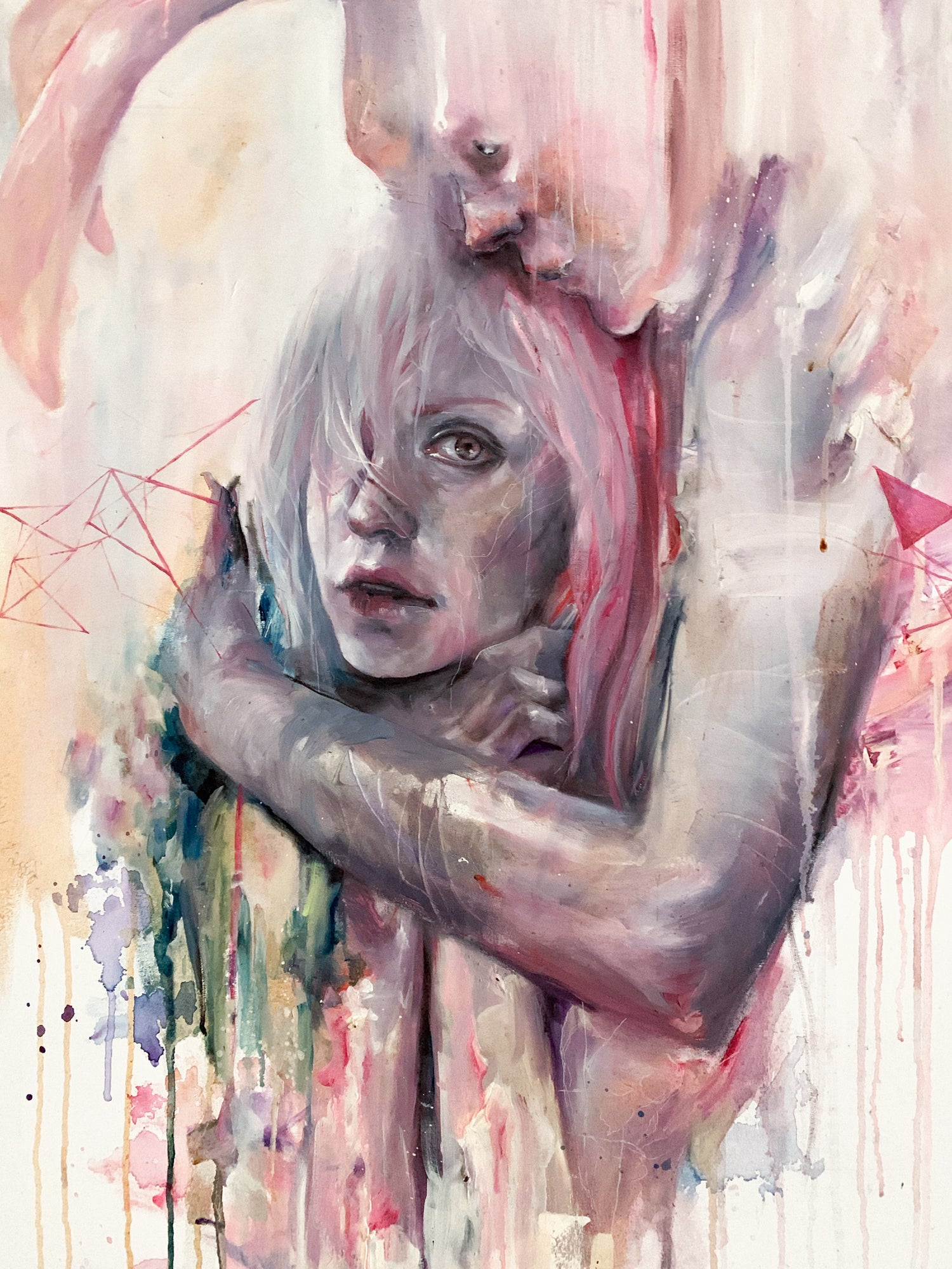 Agnes-Cecile  thought in metastasis