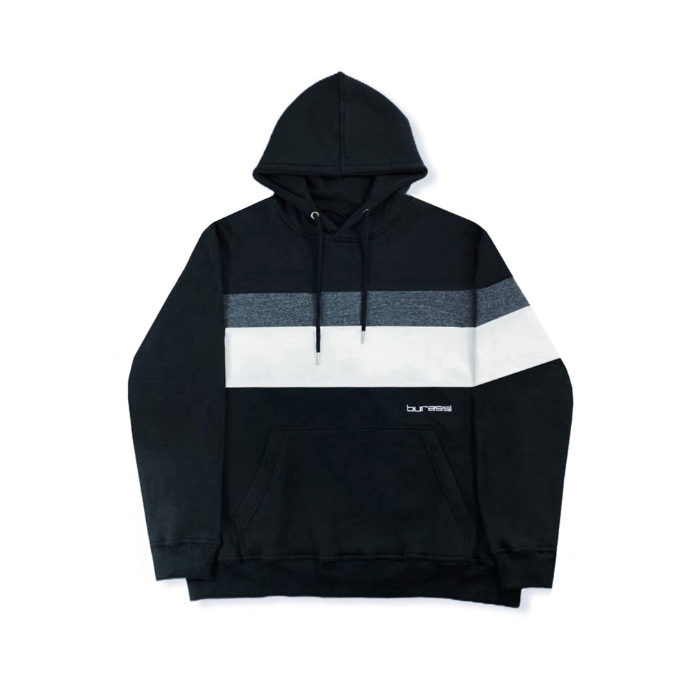 Image of Double Stripe Hoodie