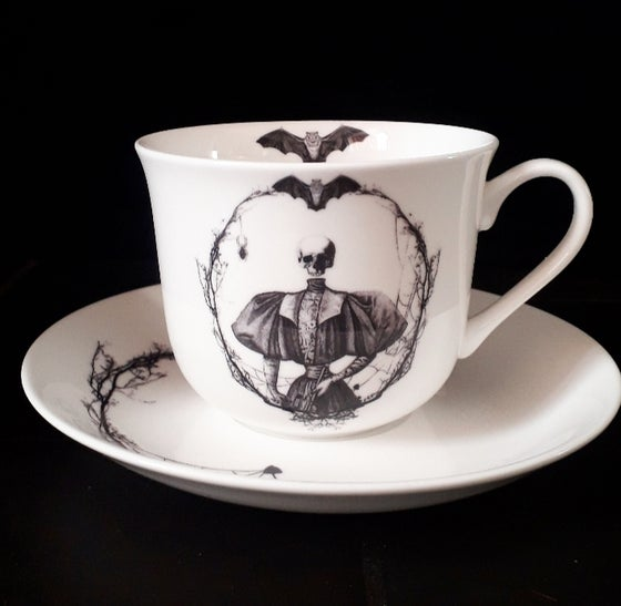 Image of Odette teacup and saucer