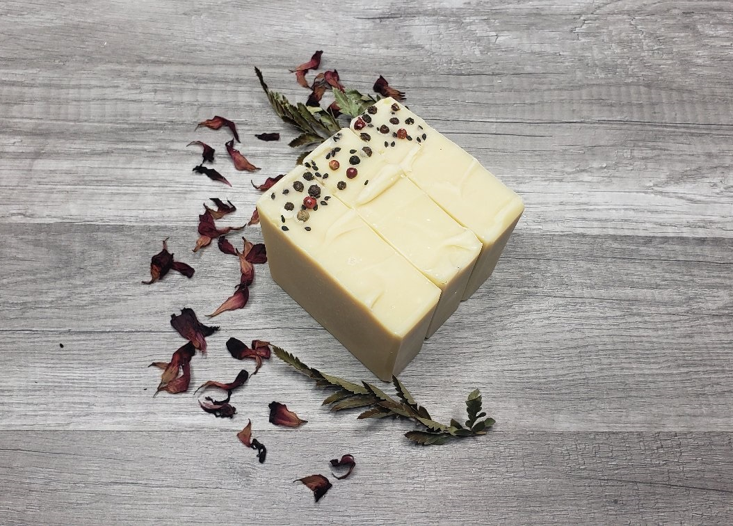 Image of Woods and Earth Cold Process Soap