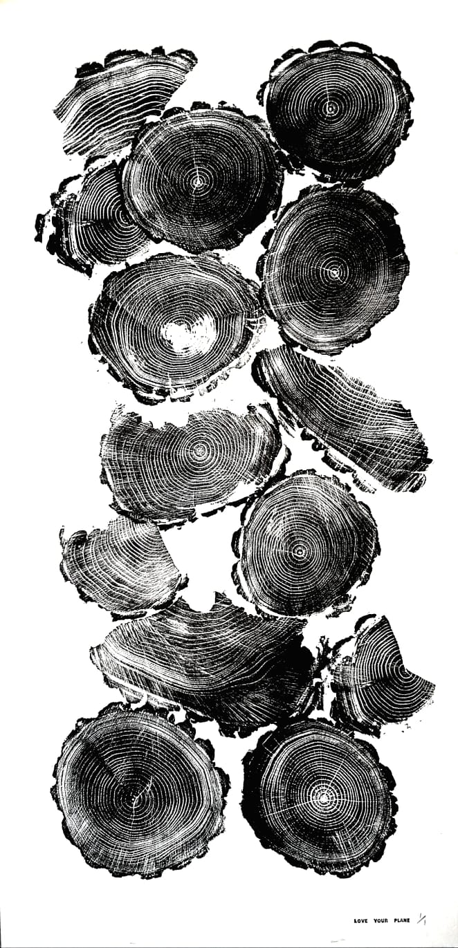 Image of LOG STACK 01