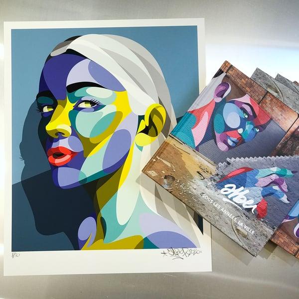 Image of ALBER • Livre + Print
