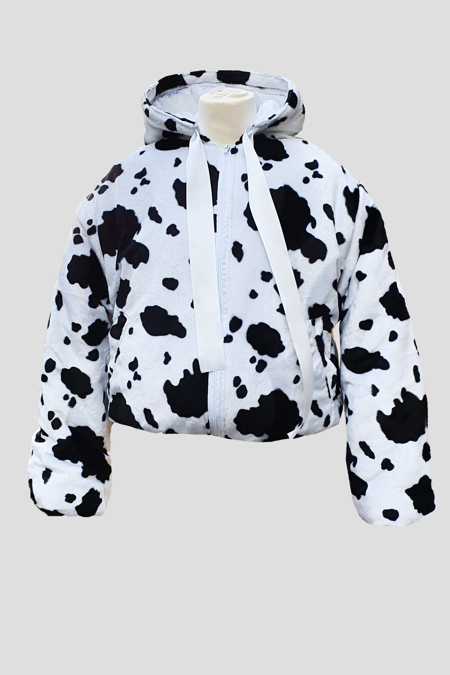 Image of COW puffy jacket