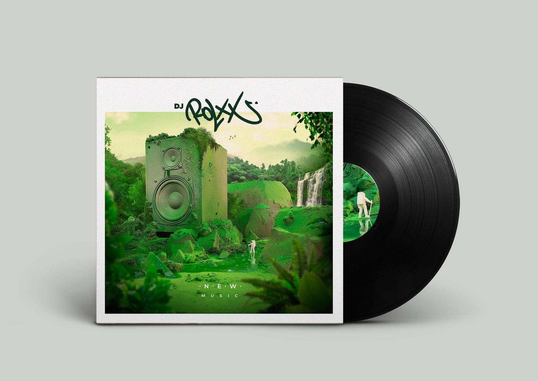 Image of EP  N.E.W. music / Vinyle numéroté  + carte de téléchargement