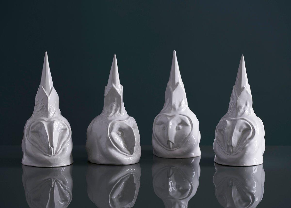 """Image of """"Janus"""" Sculpture"""
