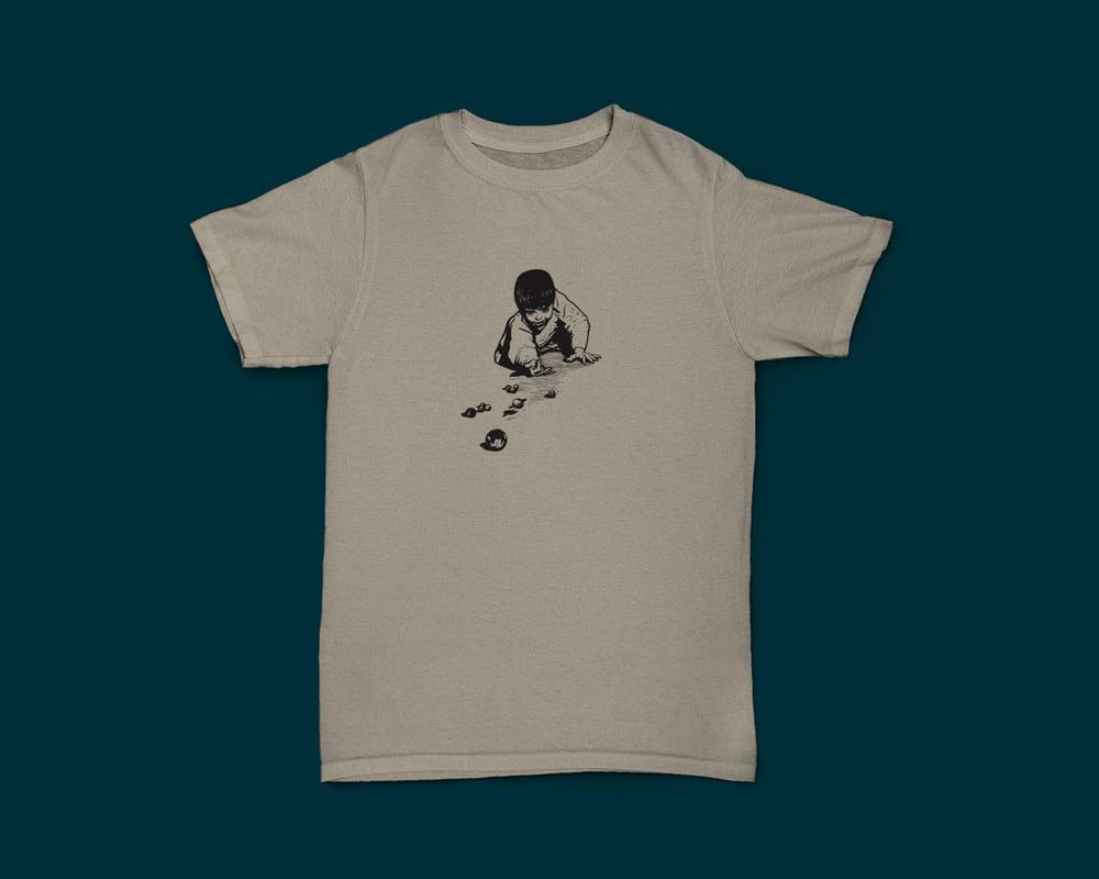 'Cosmogony' (Sand T-Shirt)