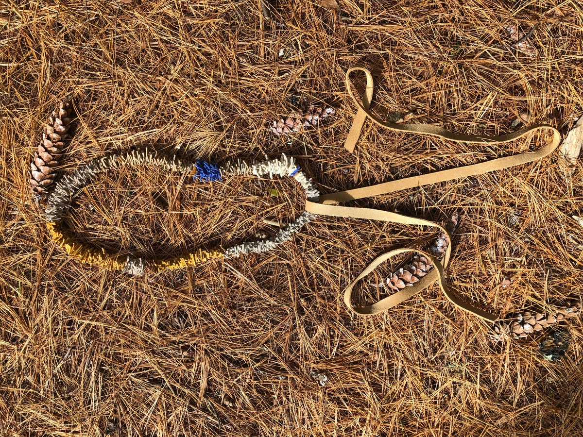Image of Scrap Rope Necklaces - Sharps