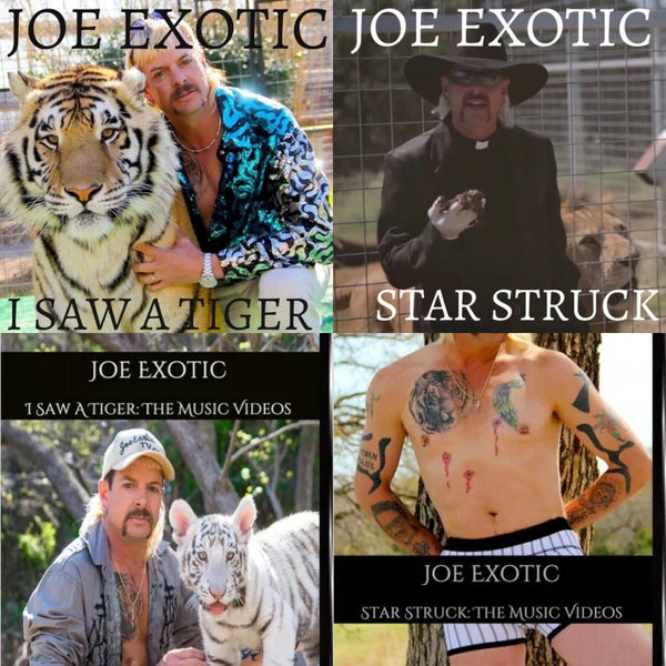 Image of Joe Exotic Bundle