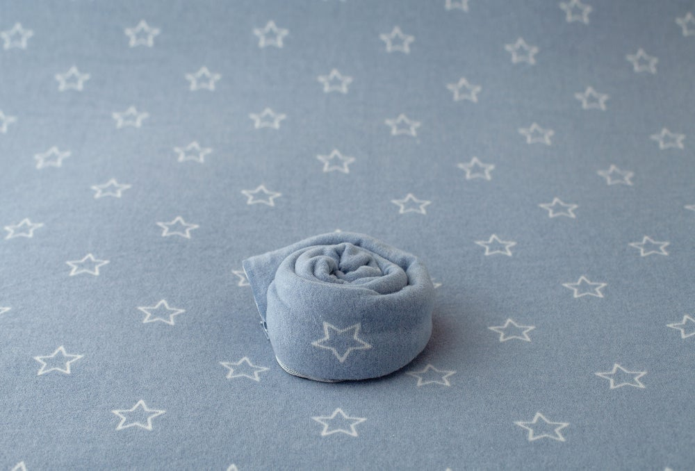 Image of Cashmere Cozy Twinkle - blue