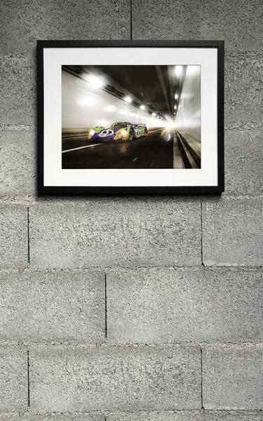 """Image of Porsche 917LH """"Hippie"""" Print 4"""