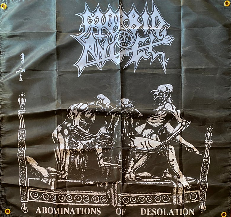 Image of Morbid Angel - Flag