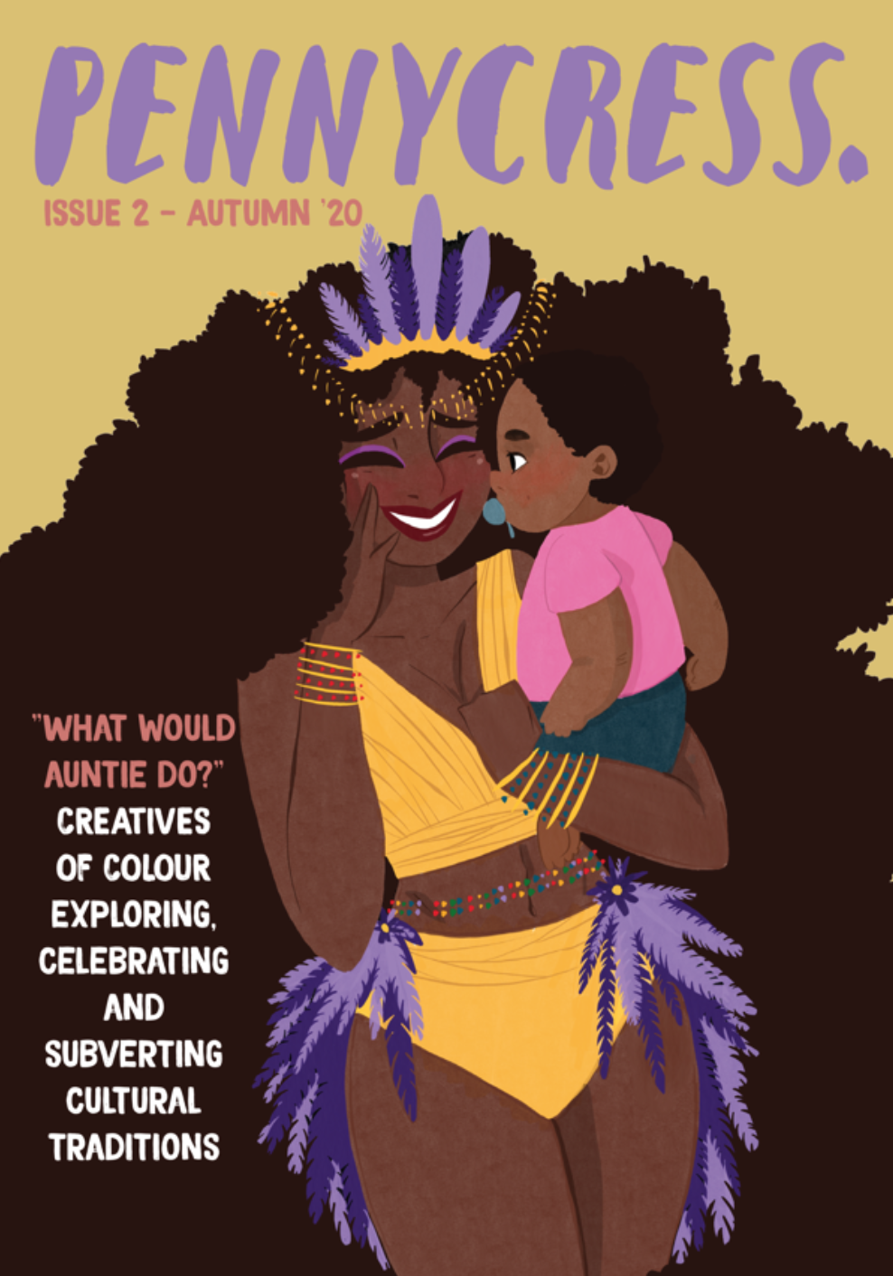 Image of Issue #2 Autumn 2020 - 'What Would Auntie Do?'