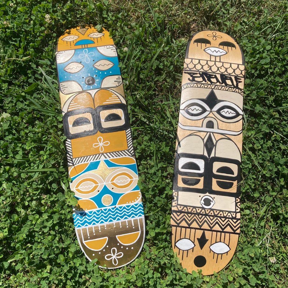Image of Totem Decks