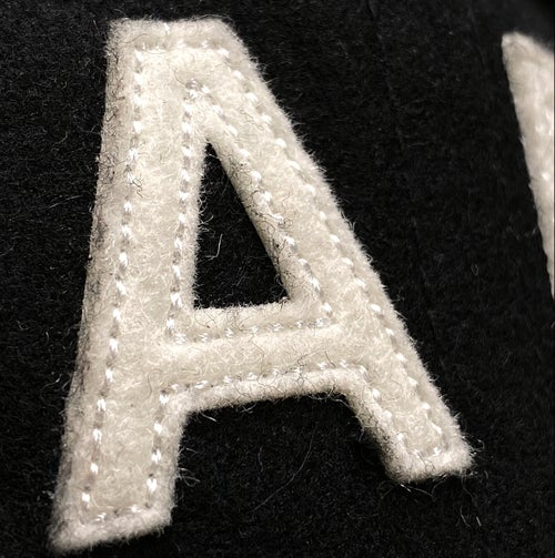 Image of AP x EBBETS WOOL BALLCAP
