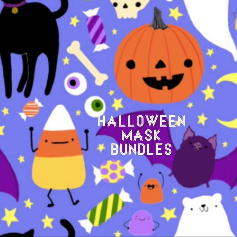 Image of Halloween Mask Bundles
