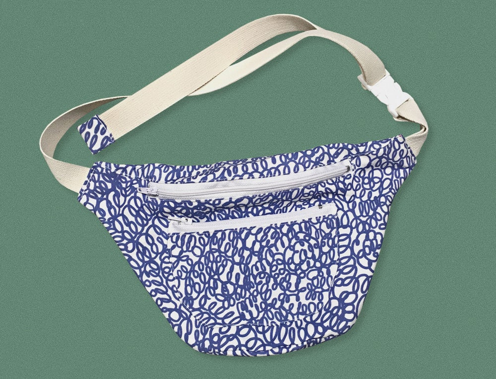 Image of CURLY WAIST BAG