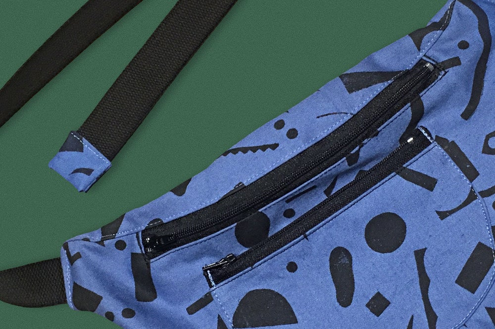 Image of CUT OUTS WAIST BAG